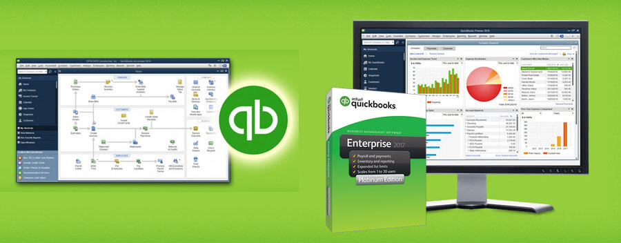 QuickBooks Solution Provider in Saudi Arabia, Middle East - Quickbooks Enterprise Dealer